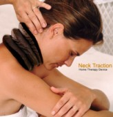 air neck traction relieves neck pain